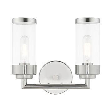 Livex Lighting Hillcrest 2-Light Vanity Light