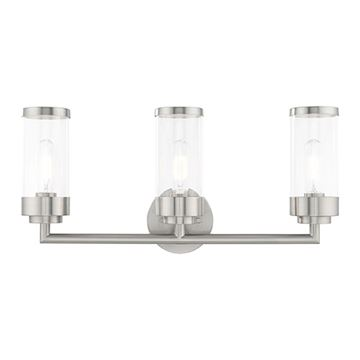 Livex Lighting Hillcrest 3-Light Vanity Light