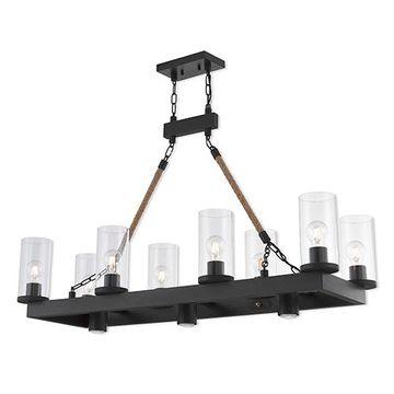 Livex Lighting Metuchen Linear Chandelier