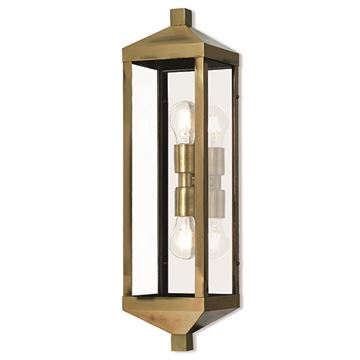 Livex Lighting Nyack 24 Inch Outdoor Wall Lantern