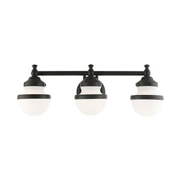 Livex Lighting Oldwick 3-Light Vanity Light