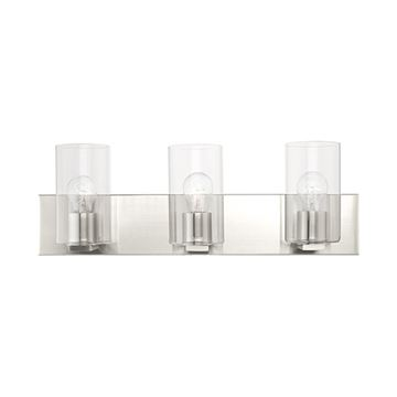Livex Lighting Zurich 3-Light Vanity Light