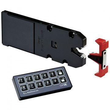 InvisiDoor Stealthlock Keyless Cabinet Locking System Starter Kit