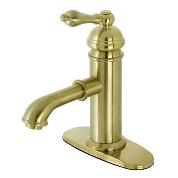 Restorers American Classic KS741XACL-P Single Hole Bathroom Faucet