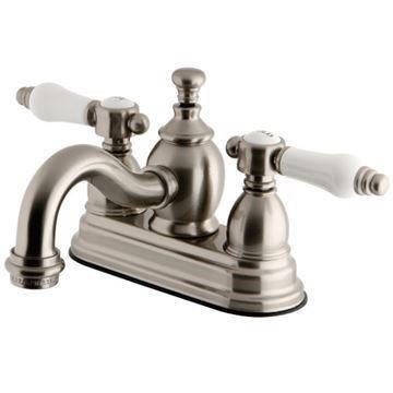 Restorers Bel-Air KS710XBPL-P 4 Inch Centerset Faucet