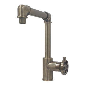 Restorers Belknap KS144RXX-P Single Hole Bathroom Faucet