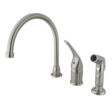 Restorers Chatham KB82X-P Widespread Kitchen Faucet