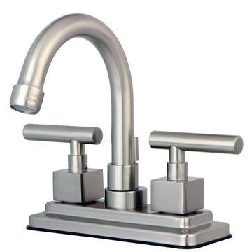 Restorers Claremont KS866XCQL-P 4 Inch Centerset Faucet