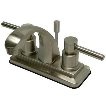 Restorers Concord KS464XDL-P 4 Inch Centerset Faucet