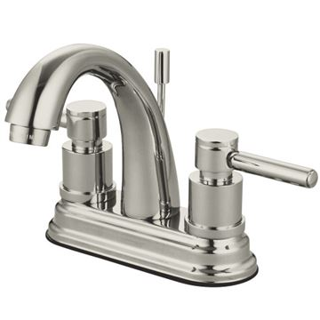 Restorers Concord KS861XDL-P 4 Inch Centerset Faucet