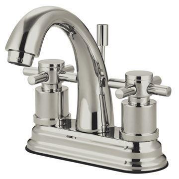 Restorers Concord KS861XDX-P 4 Inch Centerset Faucet