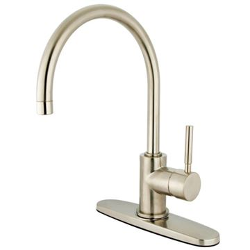 Restorers Concord KS871XDLLS-P One Handle Kitchen Faucet
