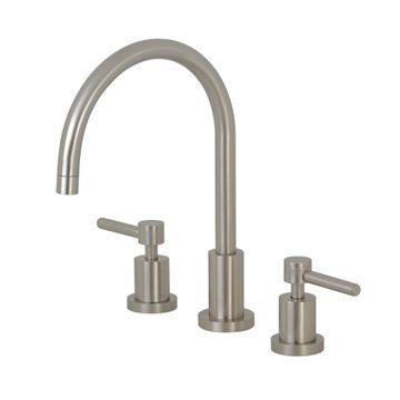 Restorers Concord KS872XDLLS-P Widespread Kitchen Faucet