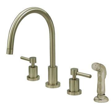 Restorers Concord KS872XDL-P Widespread Kitchen Faucet