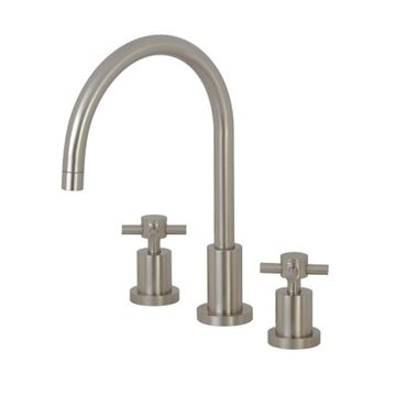 Restorers Concord KS872XDXLS-P Widespread Kitchen Faucet