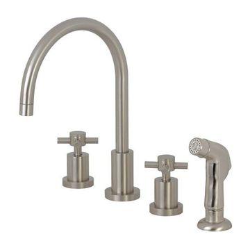 Restorers Concord KS872XDX-P Widespread Kitchen Faucet