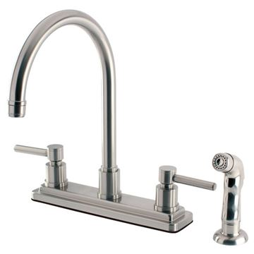 Restorers Concord KS879XDL-P Centerset Kitchen Faucet