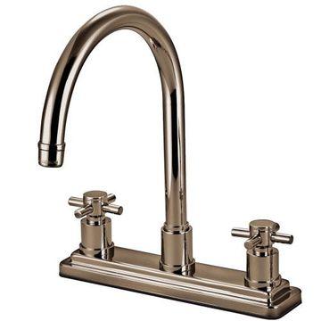 Restorers Concord KS879XDXLS-P Centerset Kitchen Faucet
