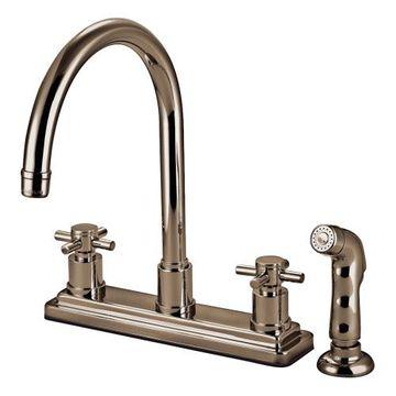 Restorers Concord KS879XDX-P Centerset Kitchen Faucet