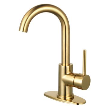 Restorers Concord LS843XDL-P Single Hole Bathroom Faucet