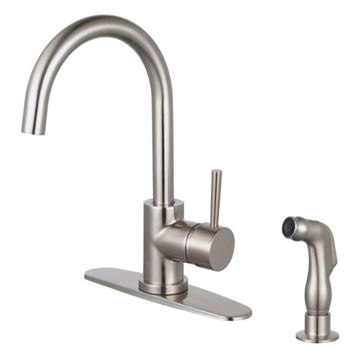 Restorers Concord LS857XDLSP-P One Handle Kitchen Faucet