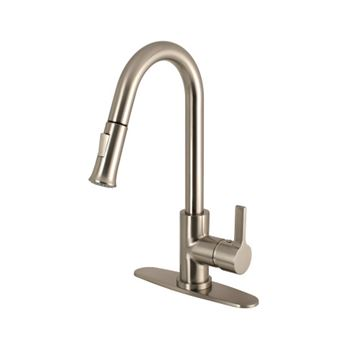 Restorers Continental LS868XCTL-P Pull Down Kitchen Faucet