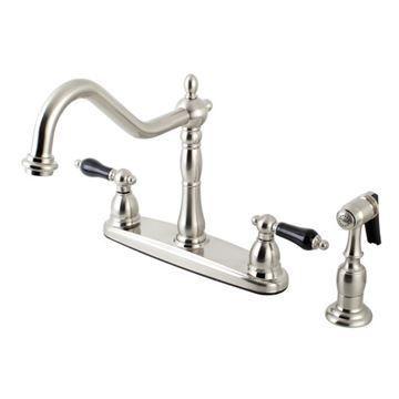 Restorers Duchess KB175XPKLBS-P Centerset Kitchen Faucet