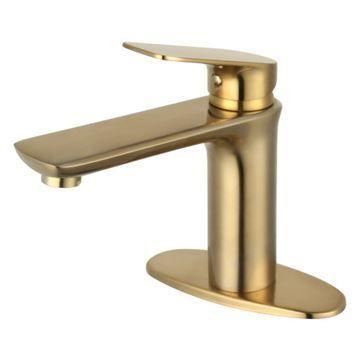 Restorers Frankfurt LS420XCXL-P Single Hole Bathroom Faucet