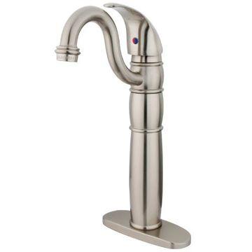 Restorers Heritage KB142XLL-P Vessel Faucet