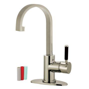 Restorers Kaiser LS821XDKL-P Single Hole Bathroom Faucet