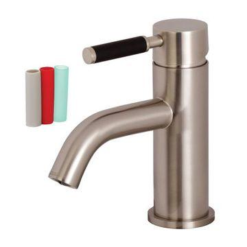Restorers Kaiser LS822XDKL-P Single Hole Bathroom Faucet