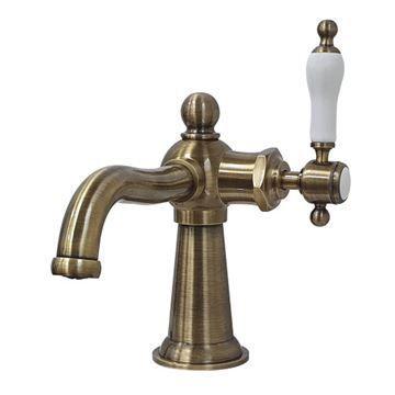 Restorers Nautical KS154KLX-P Single Hole Bathroom Faucet
