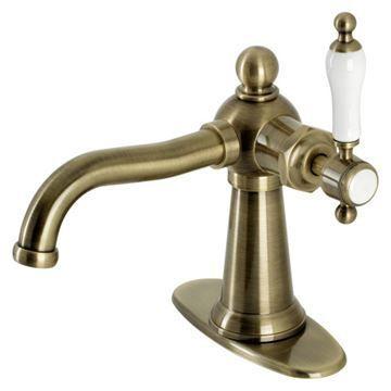 Restorers Nautical KSD154KLX-P Single Hole Bathroom Faucet