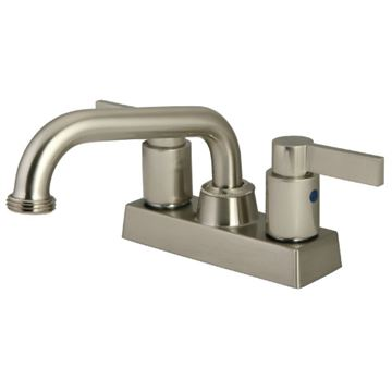 Restorers NuvoFusion KB247XNDL-P Laundry Faucet