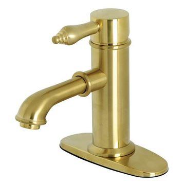 Restorers Paris KS741XAL-P Single Hole Bathroom Faucet