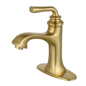Restorers Restoration LS442XRXL-P Single Hole Bathroom Faucet