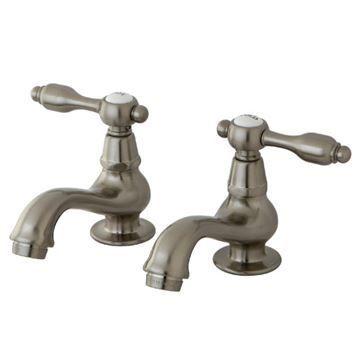 Restorers Tudor KS110XTAL-P Basin Tap Faucet