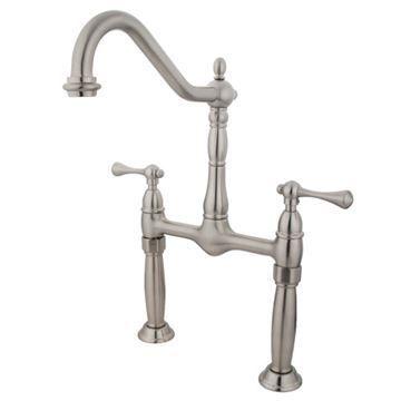 Restorers Victorian KS107XBL-P Vessel Faucet