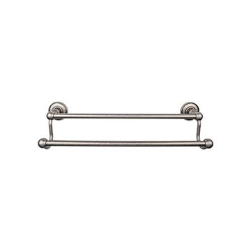 Top Knobs Edwardian Double Towel Bar