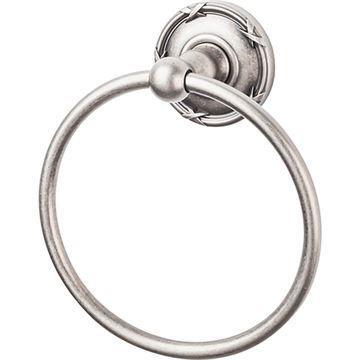 Top Knobs Edwardian Ribbon Towel Ring