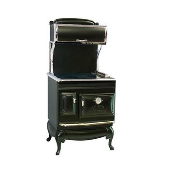 1850 ANTIQUE ELECTRIC RANGE WITH SMOOTHTOP BURNERS