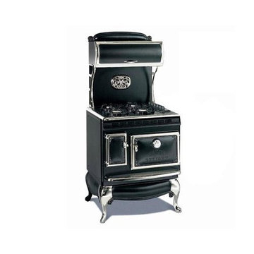 1870 ANTIQUE DUAL FUEL RANGE