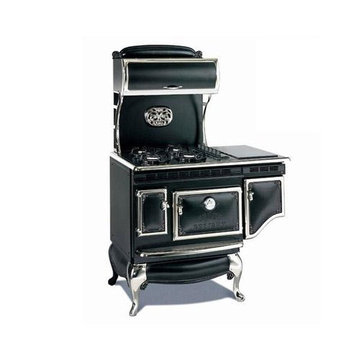 1875 ANTIQUE DUAL FUEL RANGE