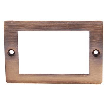 FRAMED LABEL HOLDER
