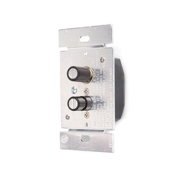 Single Pole Pushbutton Dimmer Switch