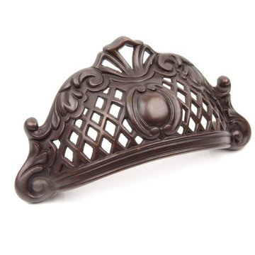 BAROQUE LATTICE BIN PULL