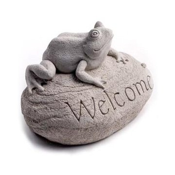 FROG WELCOME ROCK *DS*