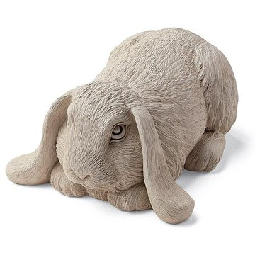 BASHFUL BUNNY CARRUTH SCULPTURE