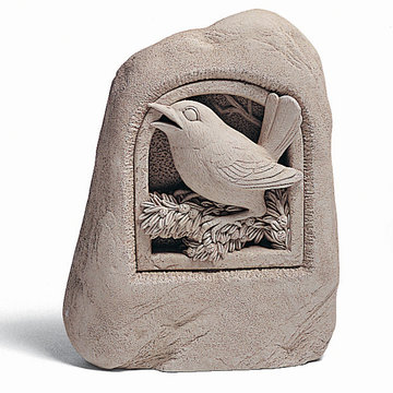 WOODLAND SONGBIRD STONE     *DS*