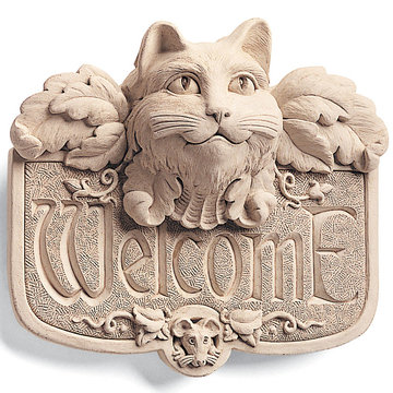 GOTHIC CAT WELCOME *DS*